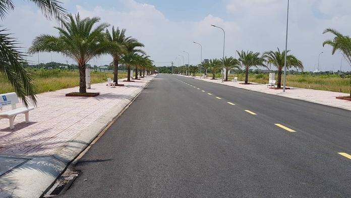 Hình ảnh thực tế đất nền Rio Bonito