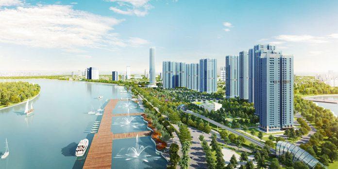 Lập quy hoạch khu đô thị mới