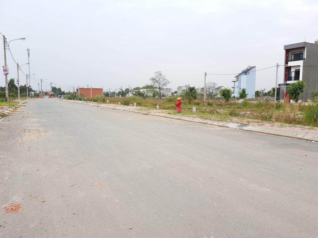 Hình ảnh thực tế Samsung Village