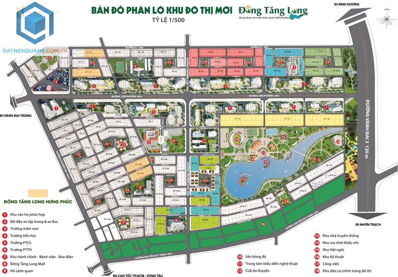 Dự án Đông Tăng Long Quận 9