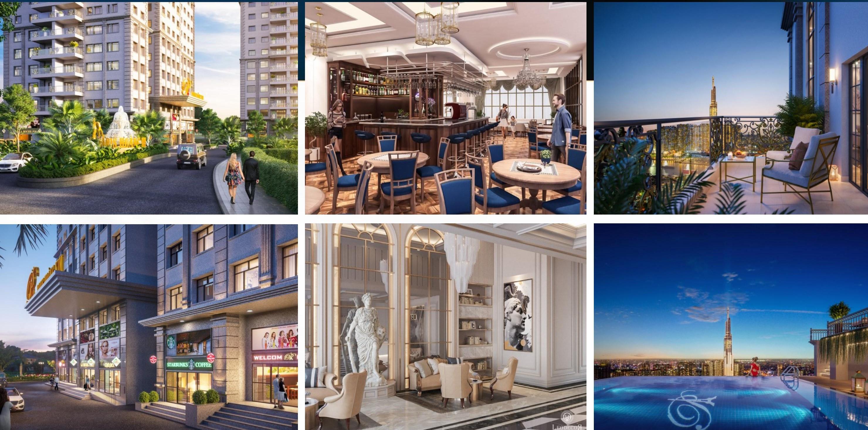 Căn hộ Paris Hoàng Kim Quận 2 có nên mua ?